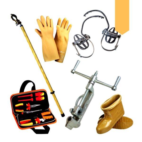 Средства защиты и инструмент